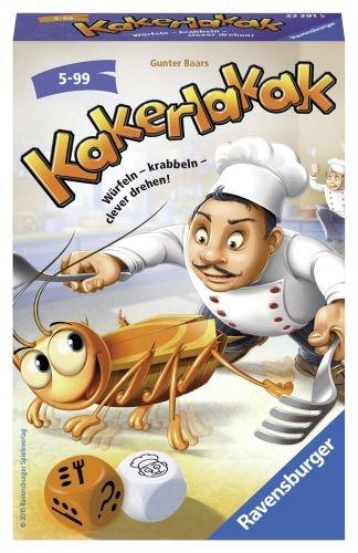 Kakerlakak Würfelspiel von Ravensburger