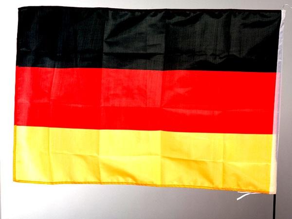 Deutschland Flagge 90x60 cm