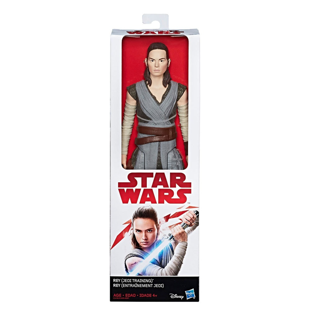 Star Wars Episode 8 Ultimate Figur Rey (Jedi Training)