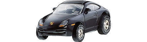 Darda Auto Porsche 911 black
