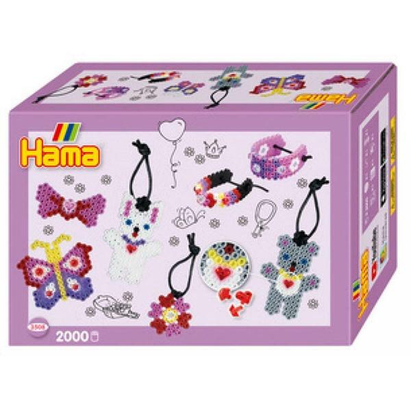 Hama Bügelperlen-Set Modeschmuck