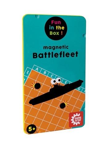 Reisespiel Battlefleet magnetisch
