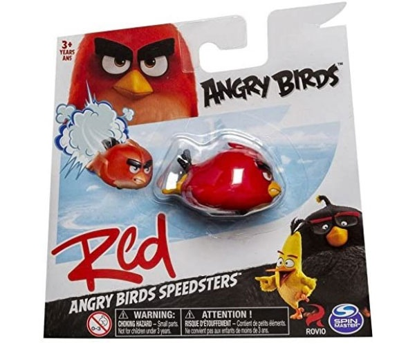 Angry Birds Speedsters Red