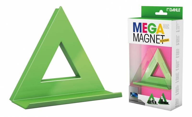 Dahle Mega Magnet XL Delta grün