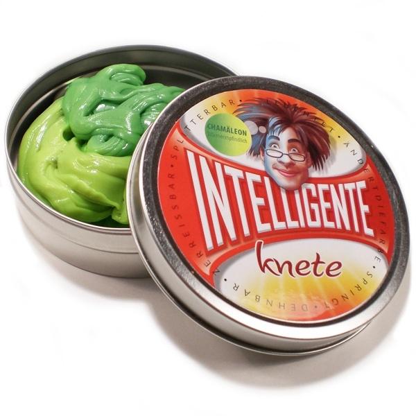 Intelligente Knete Chamäleon