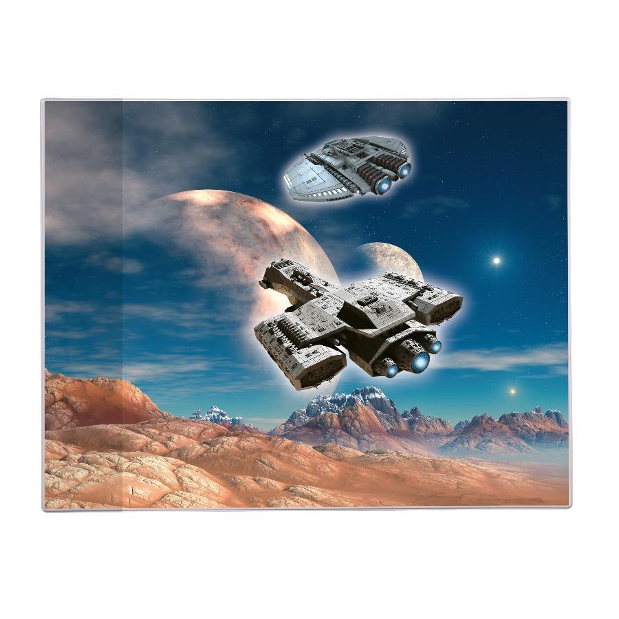 Goldbuch Schreibunterlage Mars