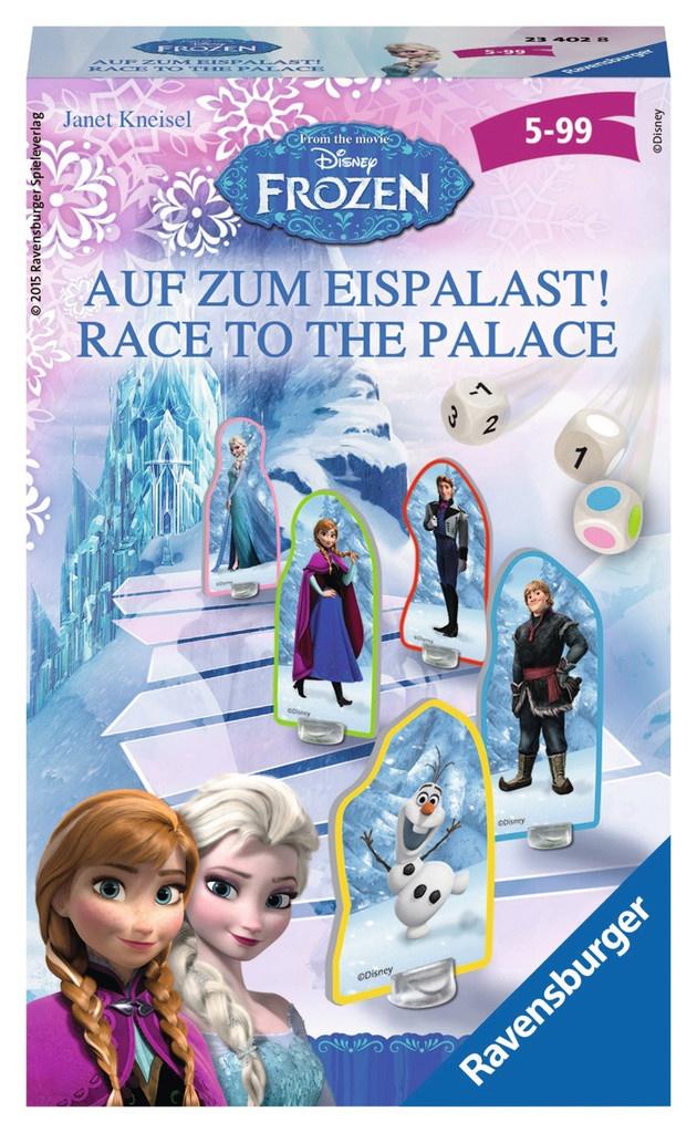 Disney Die Eiskönigin Auf zum Eispalast
