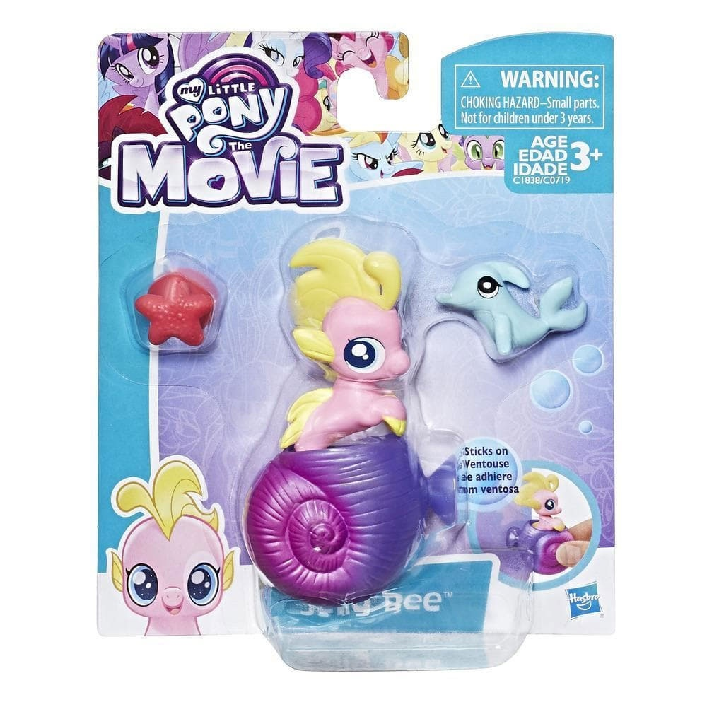 My little Pony Movie Seeponyfreunde Baby Jelly Bee