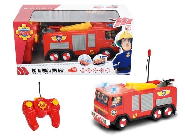 Feuerwehrmann Sam RC Jupiter