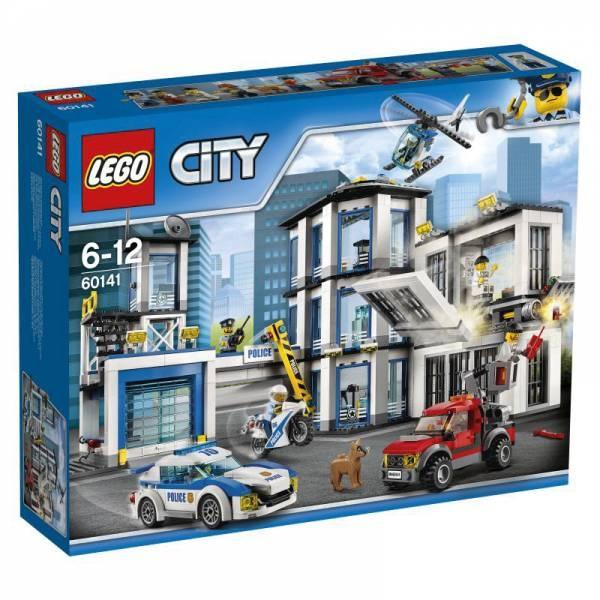 Lego City Polizei 60141 Polizeiwache