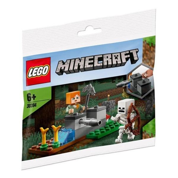 Lego Minecraft 30394 Die Skelett-Abwehr