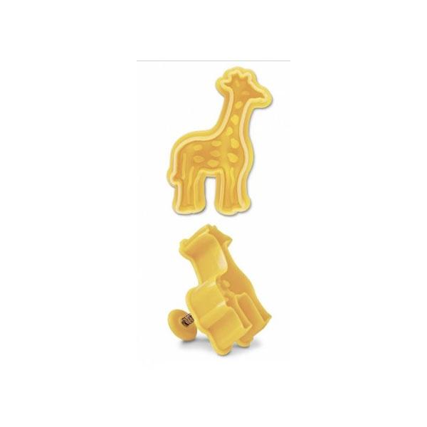 Ausstecher f. Kinder, Giraffe, 6cm