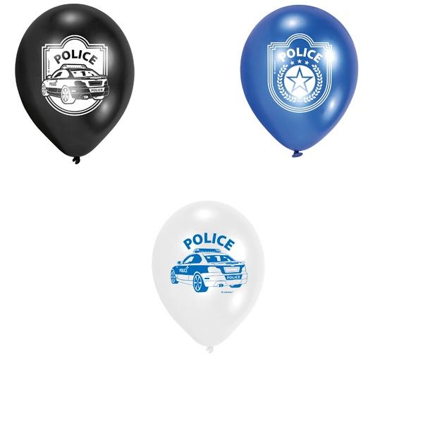 Police Luftballons