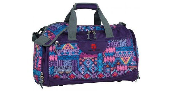 Take it Easy Aztec lila Sporttasche Rom