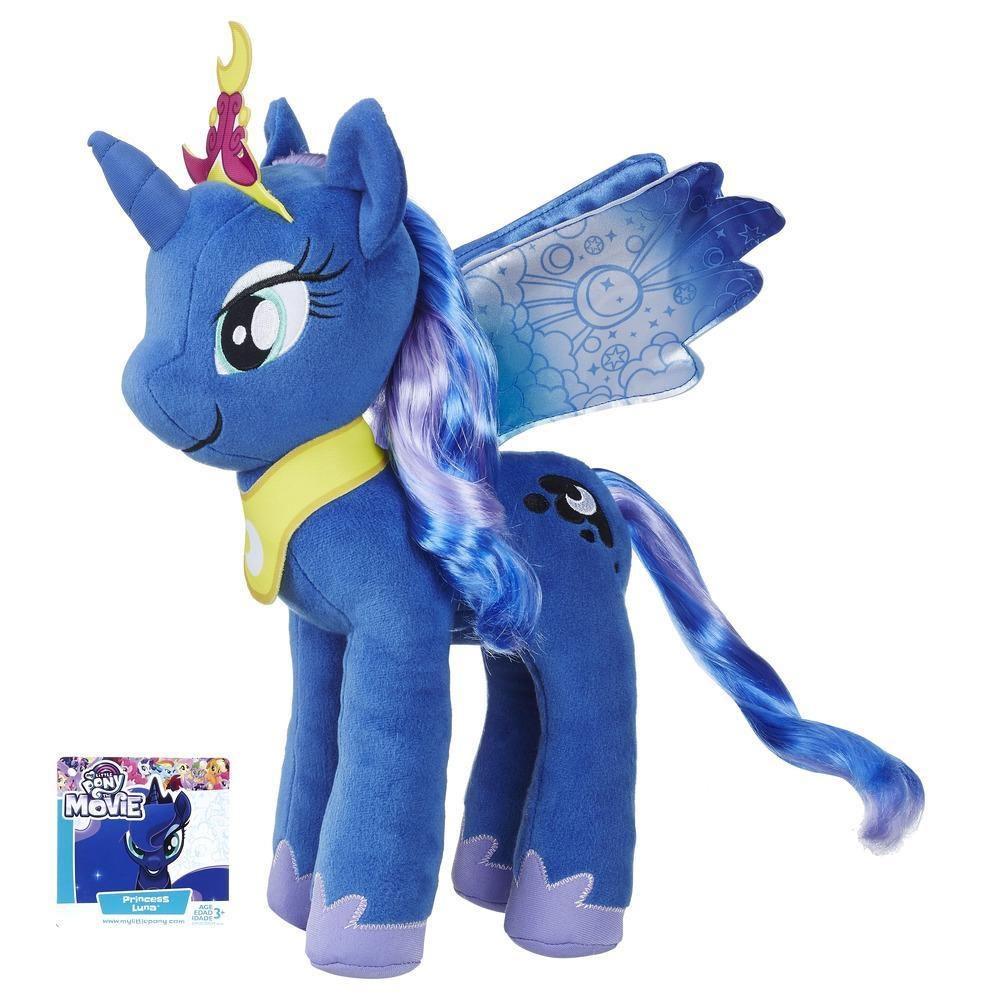 My little Pony Plüsch Mähnenspaß Princess Luna