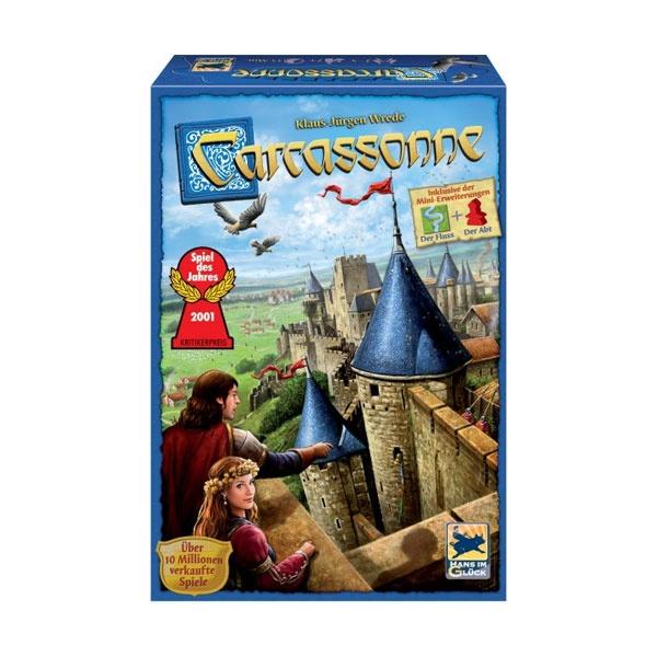 Carcassonne von Schmidt Spiele