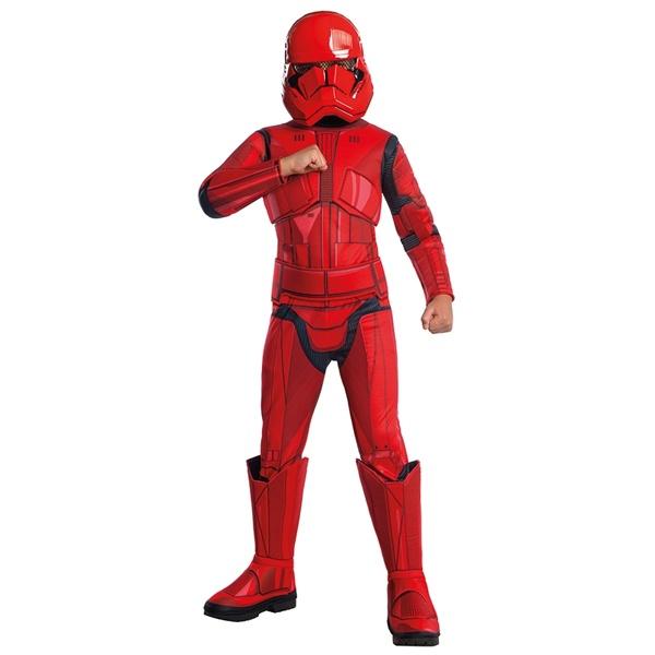 Kostüm Red Stormtrooper Deluxe EP. IX  M 5-7 Jahre
