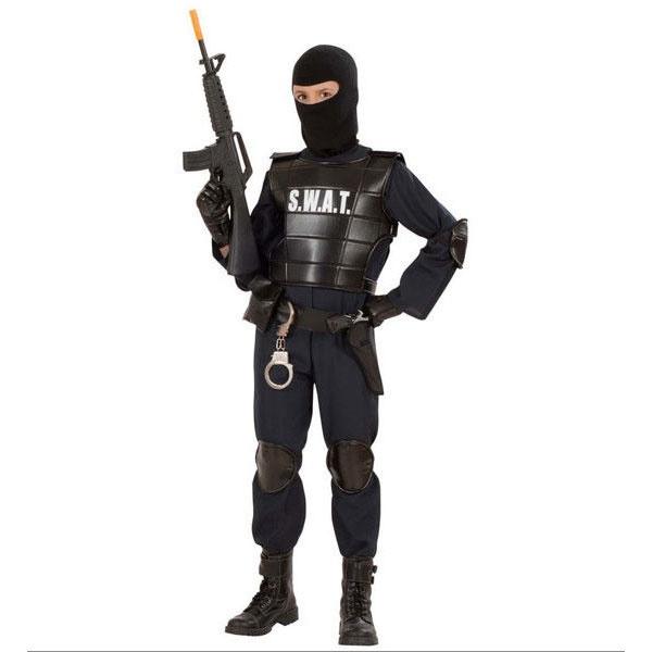 Kostüm SWAT Special Force XXS 14-16 Jahre