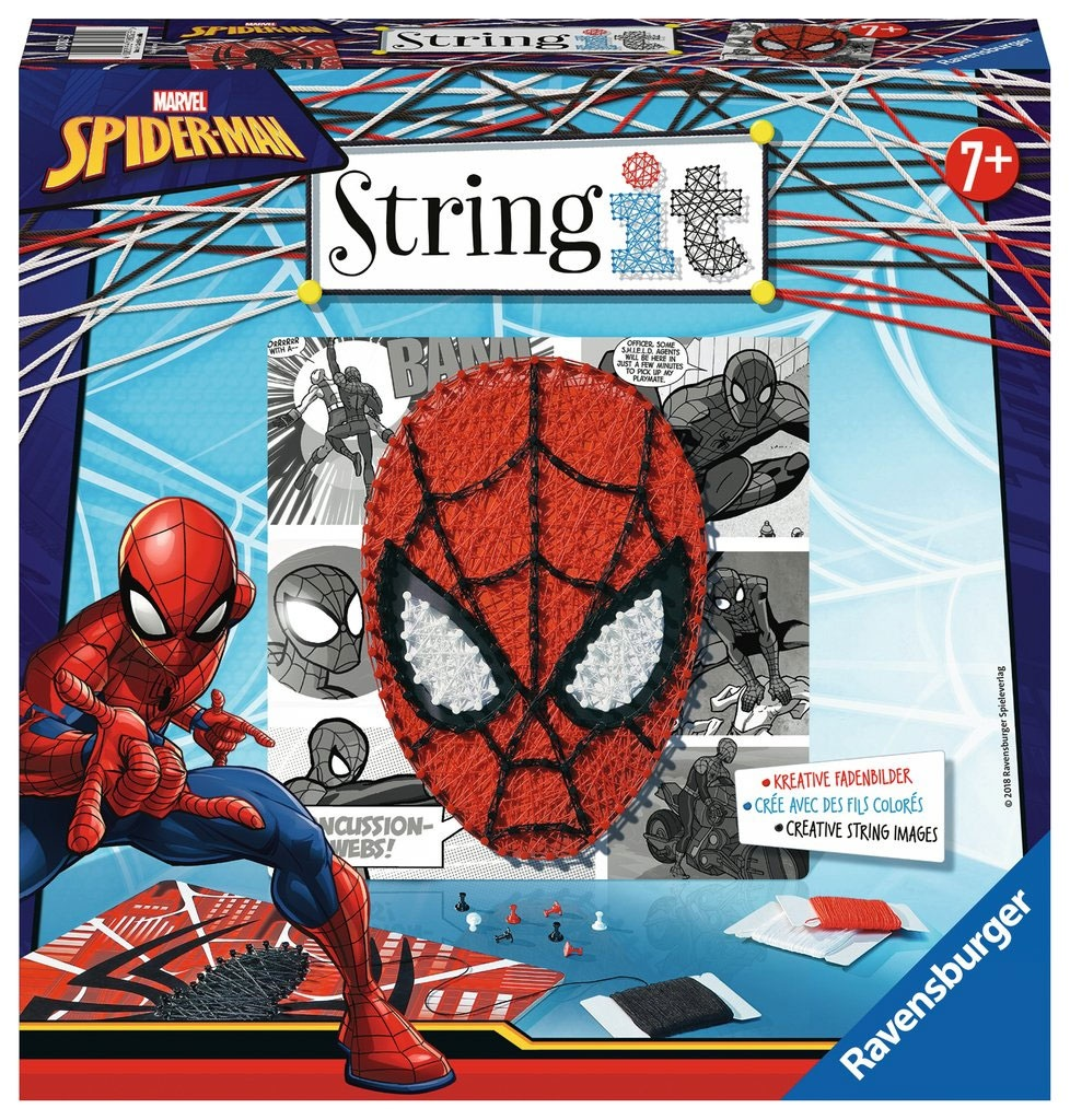 String it Spider Man von Ravensburger