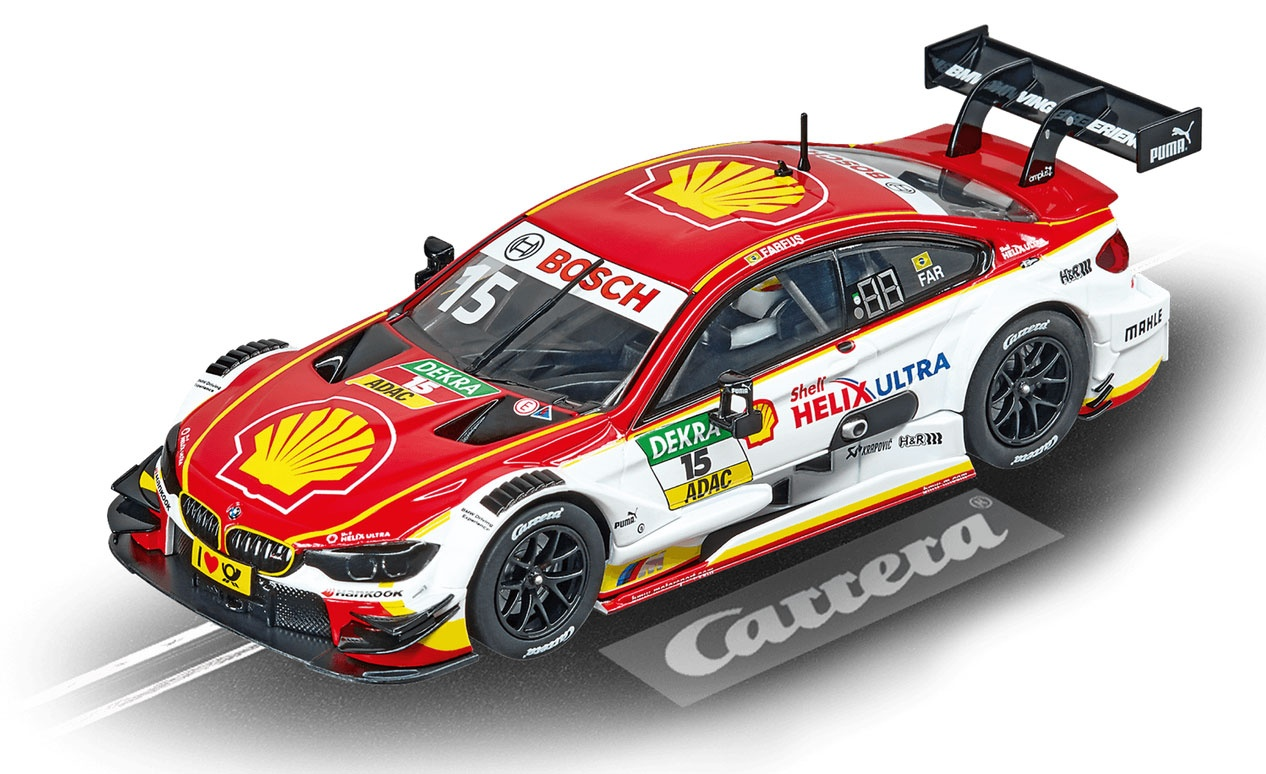 Carrera Digital 132 BMW M4 DTM A. Farfus No.15 30856