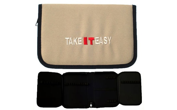 Take it Easy Basic sand Etui