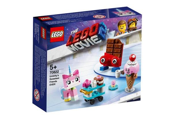 Lego Movie 2 70822 Einhorn Kittys niedlichste Freunde aller