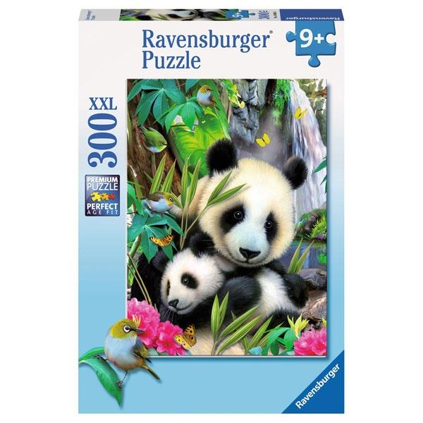 Ravensburger Puzzle Lieber Panda 300 Teile XXL