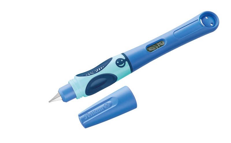 Pelikan Füllhalter Griffix bluesea/blau