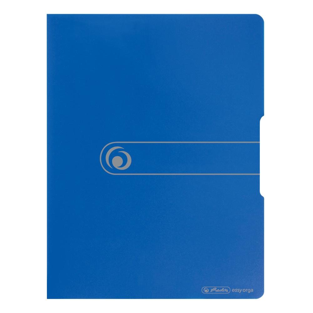 Sichtbuch 20 Hüllen blau