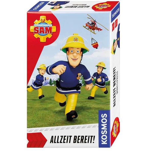 Feuerwehrmann Sam Allzeit bereit