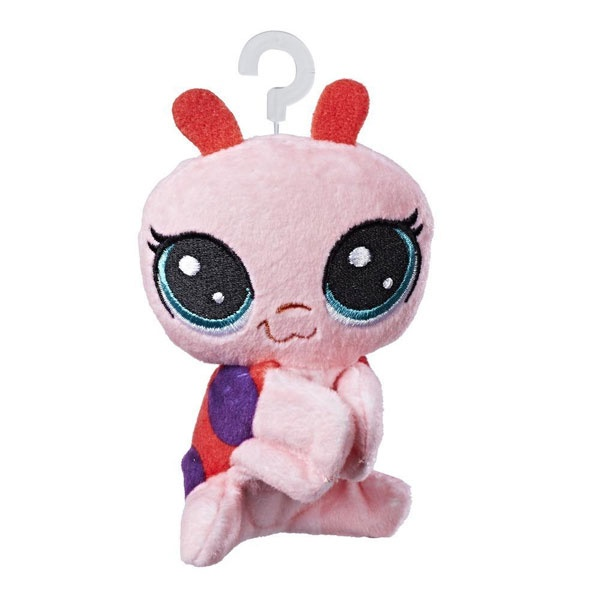 Littlest Pet Shop Klammertierchen Gladys Ladyloo