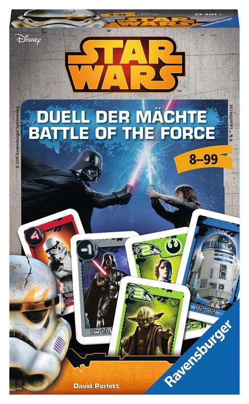Ravensburger Star Wars Duell der Mächte