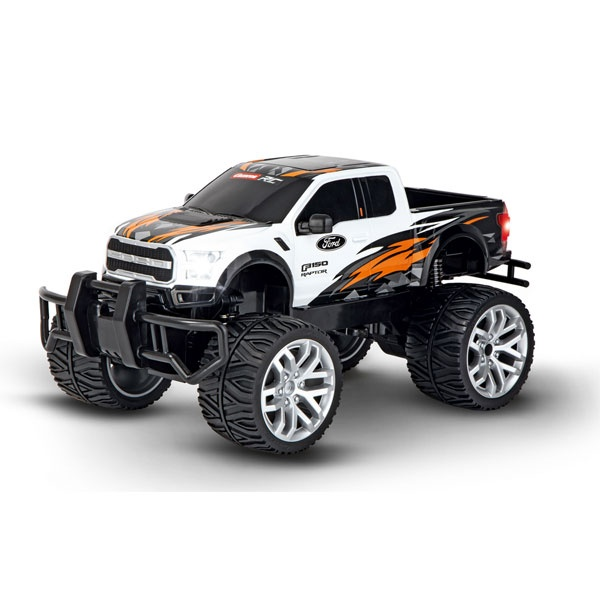 Carrera RC Ford F-150 Raptor white weiss 370142042