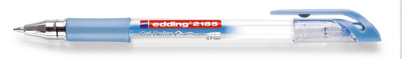 Edding 2185 Gelroller blau metallic