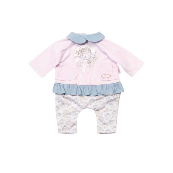 Baby Annabell Tag Outfit, Einteiler