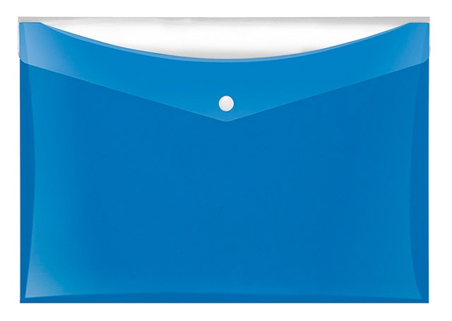 Veloflex Dokumententasche A4 blau