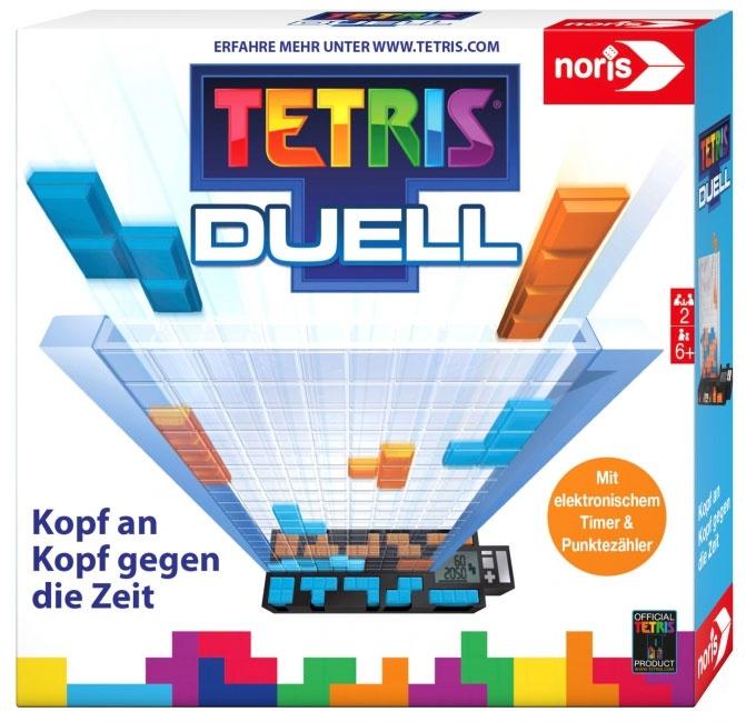 Tetris Duell von Noris