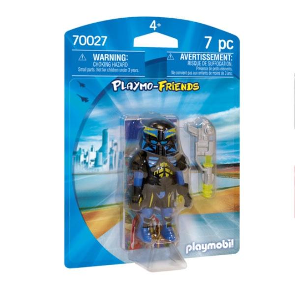 Playmobil 70027 Playmo-Friends Weltraumagent