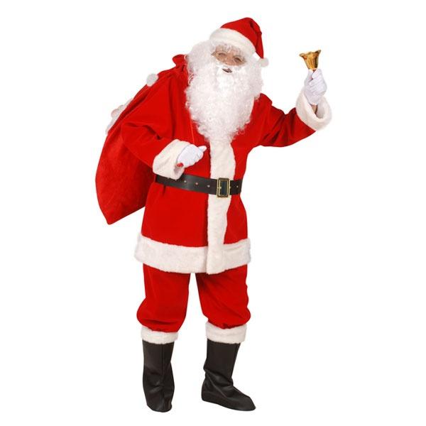 Kostüm Weihnachtsmann Santa XL