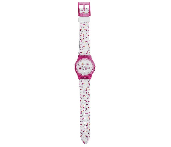 Minions Kinderuhr Armbanduhr Fluffy