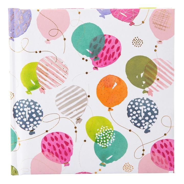 Goldbuch Turnowsky Einschreibbuch Happy Balloons