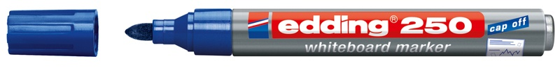 Edding 250 Whiteboardmarker blau