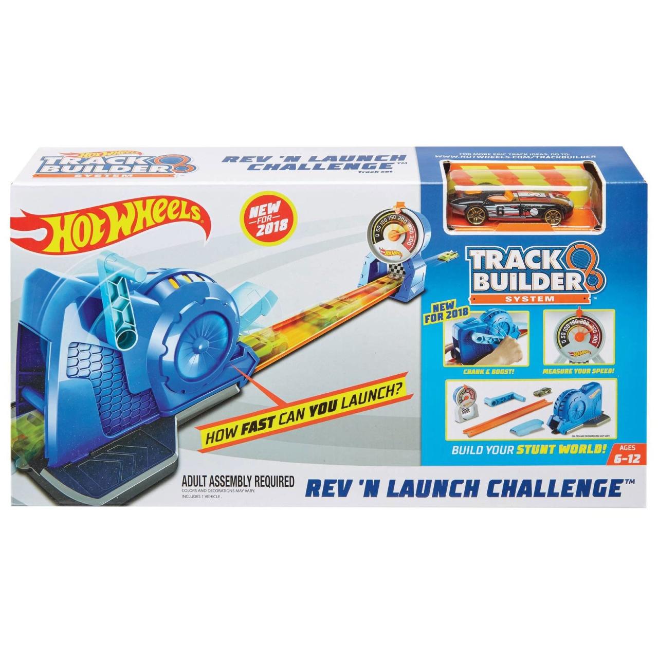 Hot Wheels Track Builder Unlimited Turbostarter
