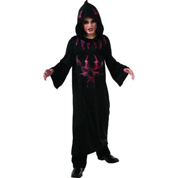 Kostüm Devil Robe M 5-6 Jahre