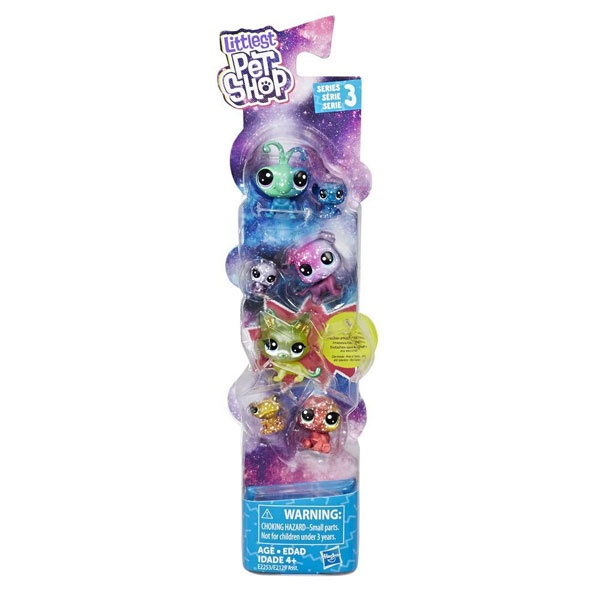 Littlest Pet Shop Cosmic Friends