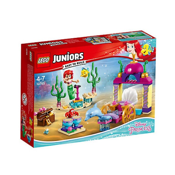Lego Juniors 10765 Arielles Unterwaser-Konzert