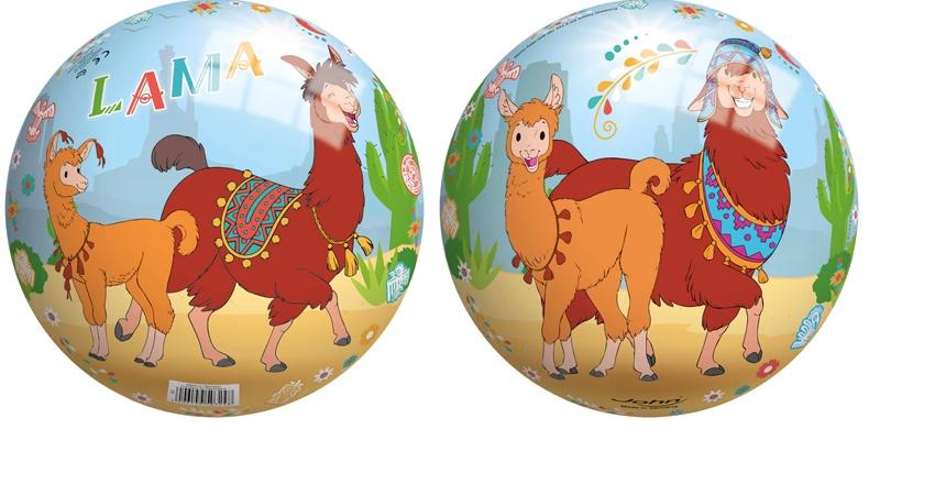 Ball mit Motiv Lama 23 cm