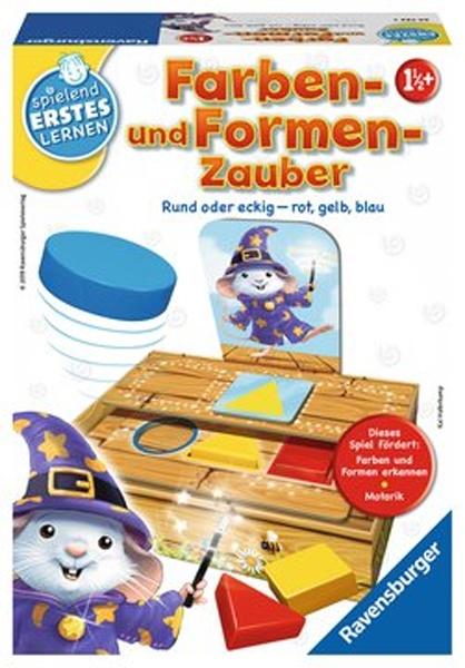 Ravensburger Farben- und Formen-Zauber
