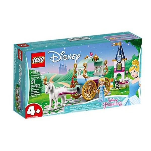 Lego Disney 41159 Cinderellas Kutsche