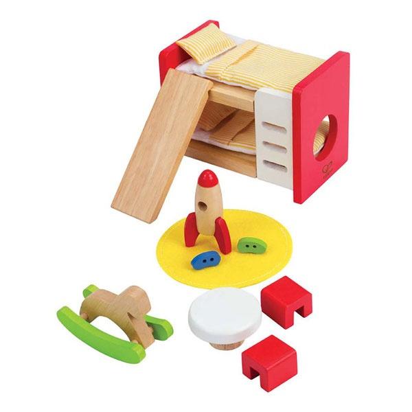 Hape Kinderzimmer Puppenmöbel
